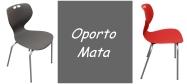 Plaststole Mata er en billig god plaststol til kantine, forsamlingshus, festlokaler  m.m.